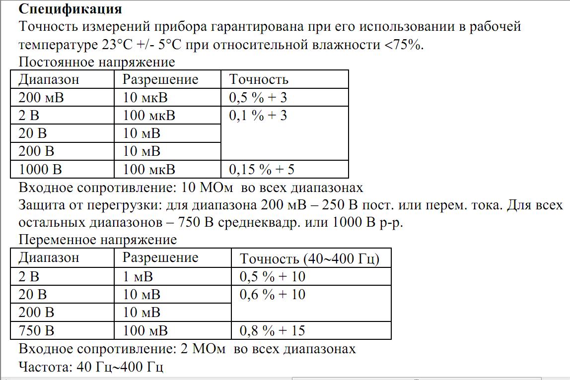 Инструкция (UT 56 цифровой мультиметр).png